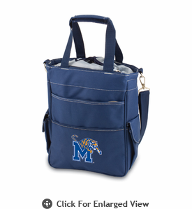 Picnic Time Navy Activo University of Memphis Tigers