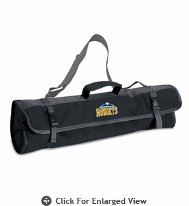 Picnic Time NBA - 3pc BBQ Tote Denver Nuggets