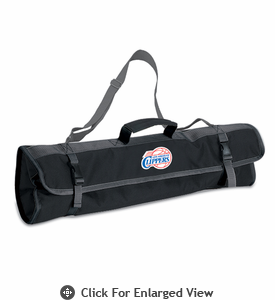 Picnic Time NBA - 3pc BBQ Tote Los Angeles Clippers