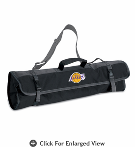 Picnic Time NBA - 3pc BBQ Tote Los Angeles Lakers