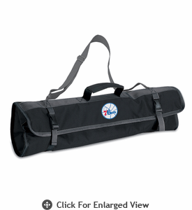 Picnic Time NBA - 3pc BBQ Tote Philadelphia 76ers