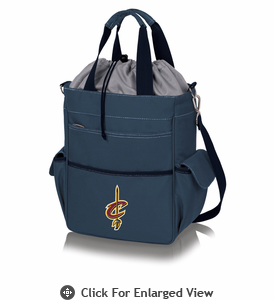 Picnic Time NBA - Activo Cooler Tote  Cleveland Cavaliers Navy Blue