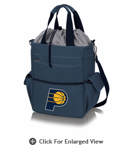 Picnic Time NBA - Activo Cooler Tote Indiana Pacers Navy Blue