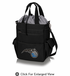 Picnic Time NBA - Activo Cooler Tote Orlando Magic Black w/ Grey