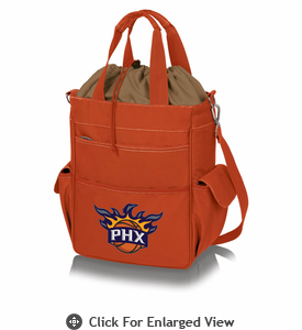 Picnic Time NBA - Activo Cooler Tote  Phoenix Suns Orange