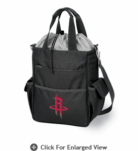 Picnic Time NBA - Black Activo Houston Rockets
