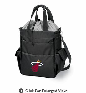 Picnic Time NBA - Black Activo Miami Heat