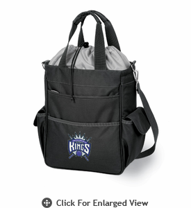 Picnic Time NBA - Black Activo Sacramento Kings