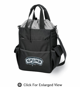 Picnic Time NBA - Black Activo San Antonio Spurs