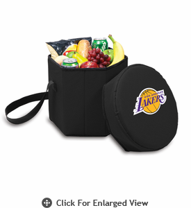 Picnic Time NBA - Black Bongo Cooler Los Angeles Lakers