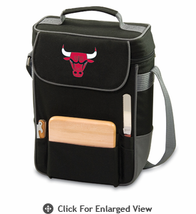 Picnic Time NBA - Black Duet Chicago Bulls