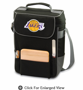 Picnic Time NBA - Black Duet Los Angeles Lakers