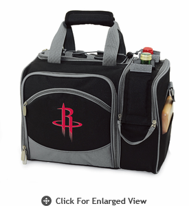 Picnic Time NBA - Black Malibu Houston Rockets