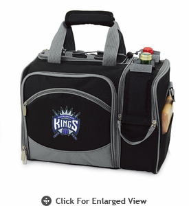 Picnic Time NBA - Black Malibu Sacramento Kings
