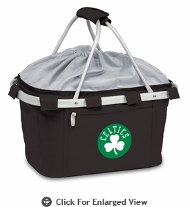 Picnic Time NBA - Black Metro Basket Boston Celtics