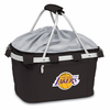 Picnic Time NBA - Black Metro Basket Los Angeles Lakers