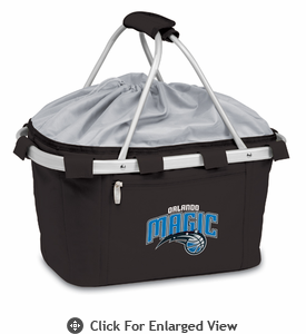 Picnic Time NBA - Black Metro Basket Orlando Magic