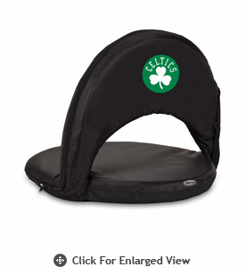 Picnic Time NBA - Black Oniva Seat Boston Celtics