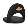 Picnic Time NBA - Black Oniva Seat Los Angeles Lakers