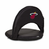 Picnic Time NBA - Black Oniva Seat Miami Heat