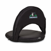 Picnic Time NBA - Black Oniva Seat Minnesota Timberwolves