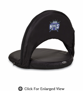 Picnic Time NBA - Black Oniva Seat Sacramento Kings