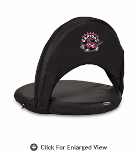 Picnic Time NBA - Black Oniva Seat Toronto Raptors