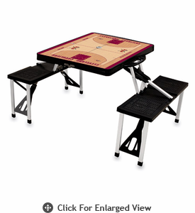 Picnic Time NBA - Black Picnic Table Sport Cleveland Cavaliers