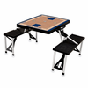 Picnic Time NBA - Black Picnic Table Sport Indiana Pacers