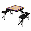 Picnic Time NBA - Black Picnic Table Sport Los Angeles Lakers