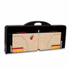 Picnic Time NBA - Black Picnic Table Sport Miami Heat