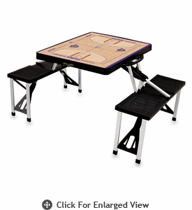 Picnic Time NBA - Black Picnic Table Sport Phoenix Suns
