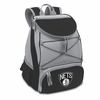 Picnic Time NBA - Black PTX Backpack Cooler Brooklyn Nets