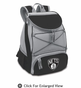 Picnic Time NBA - Black PTX Backpack Cooler Brooklyn Nets Out of Stock until October 2013