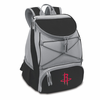 Picnic Time NBA - Black PTX Backpack Cooler Houston Rockets