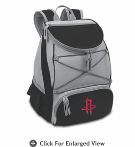Picnic Time NBA - Black PTX Backpack Cooler Houston Rockets Out of Stock until October 2013