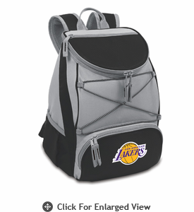 Picnic Time NBA - Black PTX Backpack Cooler Los Angeles Lakers Out of Stock until October 2013
