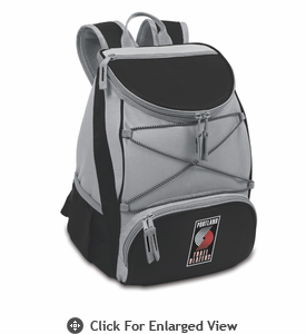 Picnic Time NBA - Black PTX Backpack Cooler Portland Trailblazers Out of Stock until October 2013