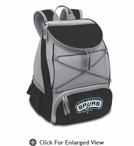 Picnic Time NBA - Black PTX Backpack Cooler San Antonio Spurs Out of Stock until October 2013