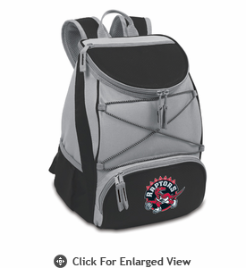 Picnic Time NBA - Black PTX Backpack Cooler Toronto Raptors Out of Stock until October 2013