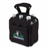 Picnic Time NBA - Black Six Pack Carrier Minnesota Timberwolves