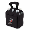 Picnic Time NBA - Black Six Pack Carrier Portland Trailblazers
