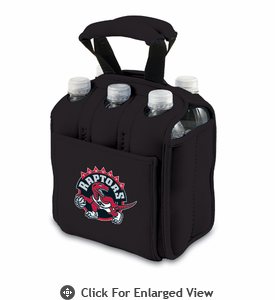 Picnic Time NBA - Black Six Pack Carrier Toronto Raptors