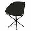 Picnic Time NBA - Black Sling Chair Brooklyn Nets