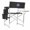 Picnic Time NBA - Black Sports Chair Sacramento Kings