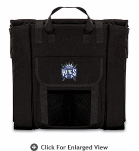 Picnic Time NBA - Black Stadium Seat Sacramento Kings