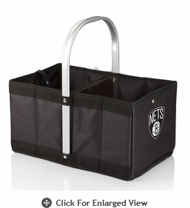 Picnic Time NBA - Black Urban Basket Brooklyn Nets