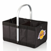 Picnic Time NBA - Black Urban Basket Los Angeles Lakers
