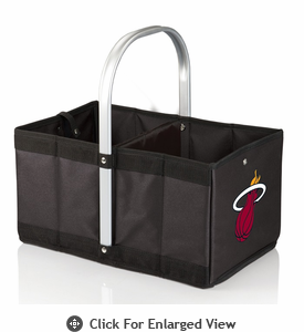 Picnic Time NBA - Black Urban Basket Miami Heat