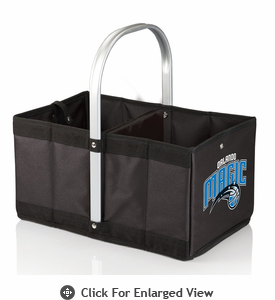 Picnic Time NBA - Black Urban Basket Orlando Magic